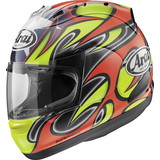 Arai Corsair V Helmet - Edwards Tribute - Full Face Motorcycle Helmets