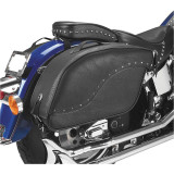 All American Rider Ameritex Futura 2000 Detachable Slant Saddlebags