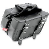 All American Rider Box-Style Slant Saddlebags