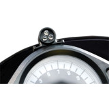 Adaptiv Technologies TPX Radar & Laser Visual Alert - Motorcycle Dash and Gauges