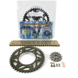 AFAM 520 Sprocket And Chain Kit - Stock Gearing - Suzuki Motorcycle Drive