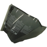 AGV AX8-DS Scratch Resistant Anti-Fog Shield - AGV Motorcycle Products