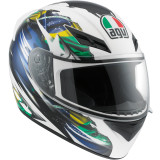 AGV K3 Helmet - Flag - AGV Motorcycle Products