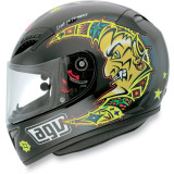AGV Grid Helmet - Valentino Rossi Sun & Moon - AGV Motorcycle Products