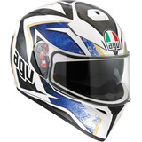 AGV K3 SV Helmet - Vulcan - AGV Motorcycle Products