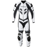 AGVSPORT Astra Leather One-Piece Suit - AGVSport Motorcycle Racesuits