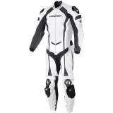 AGVSPORT Phantom Leather One-Piece Suit - AGVSport Motorcycle Racesuits