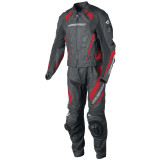 AGVSPORT Delta Two-Piece Leather Suit - AGVSport Motorcycle Racesuits