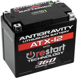 Antigravity RE-START Lithium Battery