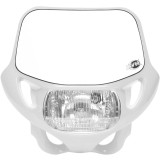 Acerbis CE / DOT Certified DHH Headlight - Dirt Bike Lights and Electrical