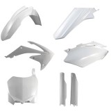 Acerbis Full Plastic Kit - Dirt Bike Body Parts and Accessories