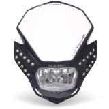 Acerbis Vision HP LED Headlight - Headlights & Accessories