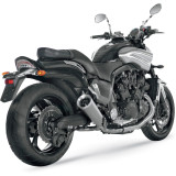 Akrapovic Slip-On EC Type Exhaust - Conical - Cruiser Exhaust Systems