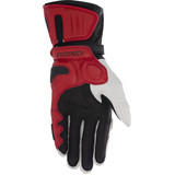 White/Black/Red Palm