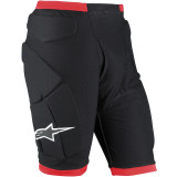 Alpinestars Compression Shorts - Motorcycle Safety Gear & Protective Gear