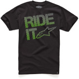 Alpinestars Ride It Carbon Fiber T-Shirt - Alpinestars Utility ATV Products