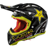 Airoh Aviator 2.1 Helmet - Rockstar - Airoh Dirt Bike Protection