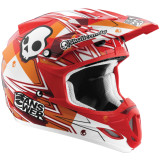 Answer 2012 Comet Skullcandy Helmet - Utility ATV Off Road Helmets