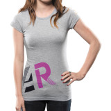 Answer Women's Jewel T-Shirt - Answer Motorcycle Womens Casual