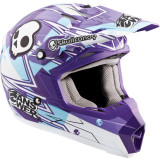 Answer 2012 Youth Nova Skullcandy Helmet - Utility ATV Off Road Helmets