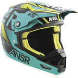 Answer 2015 Evolve 2.0 AR-15 Helmet - Dirt Bike Chest and Back