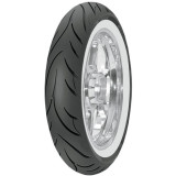 Avon Tire Cobra Front Tire - Wide Whitewall - Avon Tire Cruiser Products