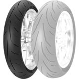 Avon Tire 3D Ultra Sport Front Tire - Avon Tire Motorcycle Tire and Wheels