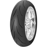 Avon Tire 3D Ultra Xtreme Rear Tire - Avon Tire 190 / 55R17 Motorcycle Tires