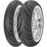 Avon Tire Cobra Wide Whitewall Tire Combo