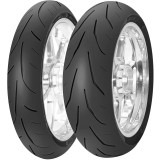 Avon Tire 3D Ultra Xtreme Tire Combo - Avon Tire Motorcycle Tire and Wheels