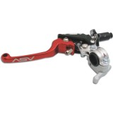 ASV F3 Pro Model Clutch Lever & Perch With Thumb Hot Start - ASV ATV Products