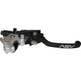 ASV C5 Pro Clutch Lever With Thumb Hot Start - ASV ATV Products