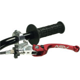ASV C6 Clutch Lever With Thumb Hot Start - ASV Levers & Accessories
