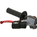 ASV Brake Lever Dust Cover - Honda Dirt Bike Bars and Controls
