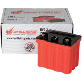 Ballistic EVO2 Battery - Motorcycle Products