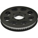 Baron Custom Accessories Power Rear Pulley - Baron Custom Accessories Cruiser Belts and Chains