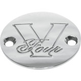 Baron Custom Accessories Timing Hole Cover - Cruiser Engine Parts & Accessories