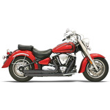 Bassani Xhaust Pro Street Turn Out Exhaust - Cruiser Full Exhaust Systems