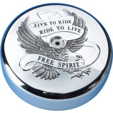 Show Chrome Air Cleaner Cover - Free Spirit - Show Chrome Motorcycle Parts