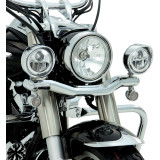 Show Chrome LED Driving Light Kit - Contour - Show Chrome Motorcycle Parts