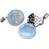 Show Chrome Front LED Turn Signal Conversion Kit