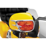 Show Chrome Mirror Back Accent Grilles - Cruiser Fairing Kits and Accessories