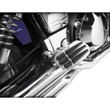 Show Chrome Vantage Rear Highway Boards - Show Chrome Motorcycle Parts