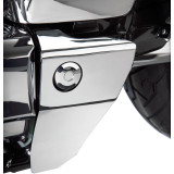 Show Chrome Swingarm Covers - Show Chrome Motorcycle Parts
