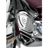 Show Chrome Timing Chain Cover - Cruiser Engine Parts & Accessories