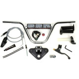 BBR XR50 Handlebar Kit - Bars, Controls & Accessories