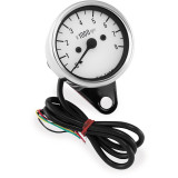 Biker's Choice Mini Tachometer - Cruiser Dash and Gauges