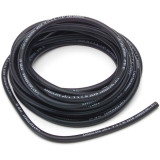 Biker's Choice Black Neoprene Fuel Line - Cruiser Fuel and Air