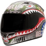 Bell Vortex Helmet - Flying Tiger