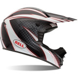 Bell SX-1 Helmet - Reactor - Dirt Bike Motocross Helmets